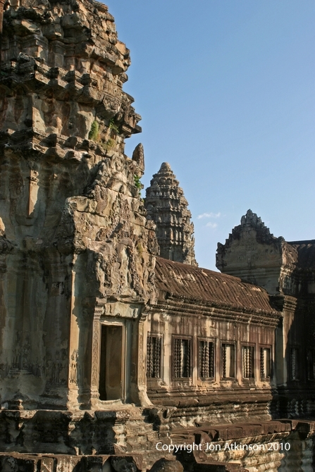 Central Structures, Angkor Wat