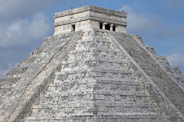Pyramid of Kukulkan