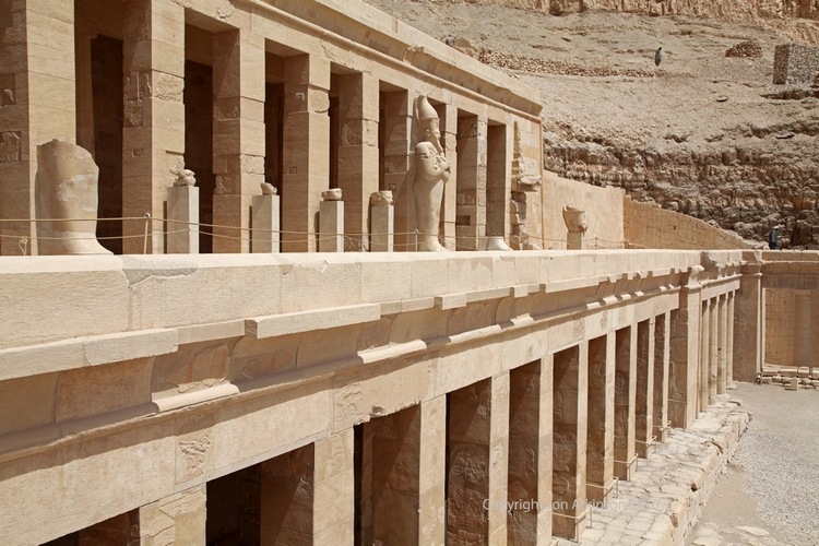 hatshepsut legacy Daringly dressed in the same clothes worn by male pharaohs, hatshepsut increased egypt's influence and wealth, established new trade routes, and left a lasting legacy of progress.