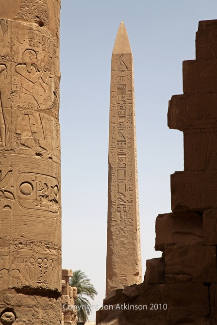 Obelisk of Thutmose, Karnak Temple
